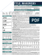 06.01.14 Game Notes