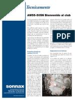 Boletín Aw5550_spanish Golpeteo