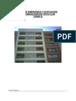 Plan Emergencia Torre B