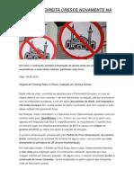 A EXTREMA-DIREITA CRESCE NOVAMENTE NA EUROPA - FONTE, Site Revista Fórum (Por Foreing Policy in Focus, Tradução Por Vinicius Gomes)