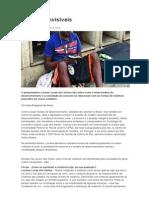 Violências Invisíveis - FONTE, Site Revista