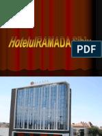 Hotelul Ramada, SIbiu