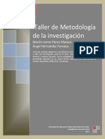 Taller de Metodologia de La Investigacion