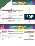 Programa Festival de Publicidad Interactiva INSPIRATIONAL LIVE