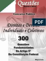 E-book Direitos e Garantias Individuais e Coletivos - Art. 5º