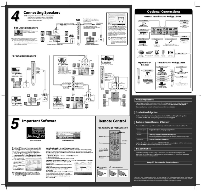 Audigy 4 manual pdf.