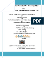IndiaInfoline Project