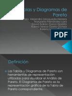 Tablas y Diagramas de Pareto, Histogramas