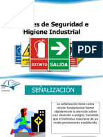 Señales de Seguridad e Higiene Industrial