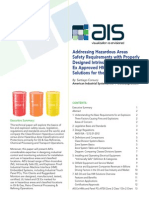 AIS White Paper on Hazardous Area Intrinsically Safe HMI and Panel PC