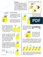 Urine Fertilizer Sheet in English
