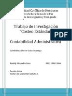 Trabajo de Investigaacion Estandar