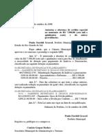 Projeto de Lei 040 - 08 Lei 650