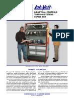 Data Sheet (English) - 8036 Industrial Controls