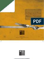 Catálogo Musica Biblioteca Patrimonial Recoleta Dominica