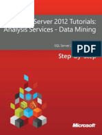 SQL Server 2012 Tutorials - Analysis Services Data Mining.pdf