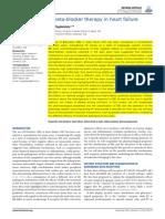 New Advances in Beta-blocker Therapy in Heart Failure Subliniat - Final