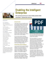 Enterprise Intelligence Final