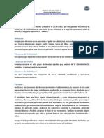 Teoria Cinturon Verde Punta Azul