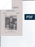 Hoosier Chess Journal Vol. 5, No. 2 Jul 1983