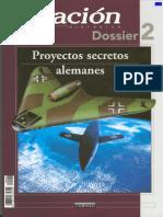 048l Aviones Cuadernos de Aviaciu00f3n Proyectos Secretos Alemanes
