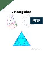 Los Triángulos Con Geogebra.