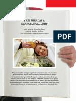 VN2879_pliego - 3 Miradas a Evangelii Gaudium