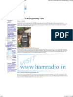 HamRadioIndia • Baofeng UV-5R Programming Cable