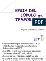 Epilepsia Lobulo Temporal y AurasSomatoSensoriales