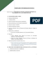 Prevencion y Rehabilitacion de Lesiones Deportivas