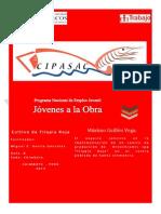 Jovenes a La Obra Tilapia 2013