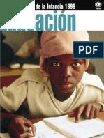 Estado Mundial de La Infancia 1999