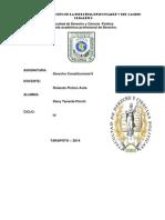 Análisis Del Caso Mateo g. Castañeda y Cesar j. Hinostroza