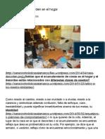 Significado del desorden en el hogar | Sanación Holística Salamanca