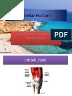 Patellar Fracture 1
