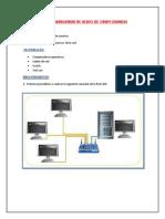 Tercer Laboratorio de Redes de Computadoras