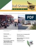 Revista Educacion Waldorf Steiner Numero 15