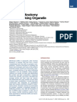 Molecular Anatomy of a Trafficking Organelle