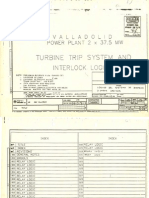 ANSALDO - Turbine Trip System & Interlock Logic