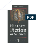 Anatoly T Fomenko - History, Fiction or Science 1 (2003)