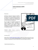 La Econ. Mexicana en 2010 Tarea Abril 2 Em10