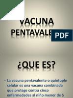 Vacuna Pente Power Point