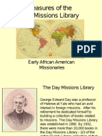 Africanamerican Missionaries