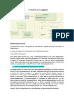 MTI Diseños de Investigación