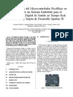 Procesamiento Digital de Sonido_Sistemas Embebidos