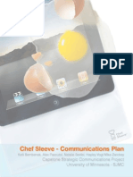 Chef Sleeve Book