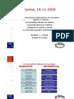 Presentazione Pireo Gruppo Se.co.Ges Per Riunione Del 14 11 2009