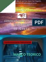 Diapositivas de Condicionamiento