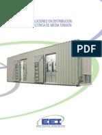 Soluciones Electricas en Media Tension. Medium Voltage Electrical Solutions. renso.piovesan@eeicorp.us