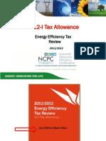 12l Tax Sanedi
